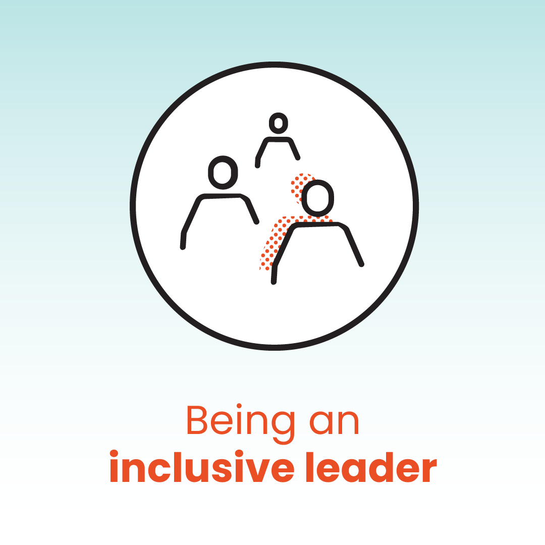 Being an inclusive leader