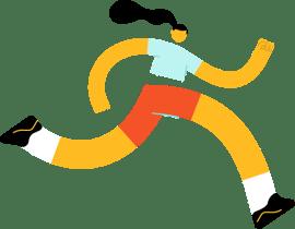 Hustle Icon Character