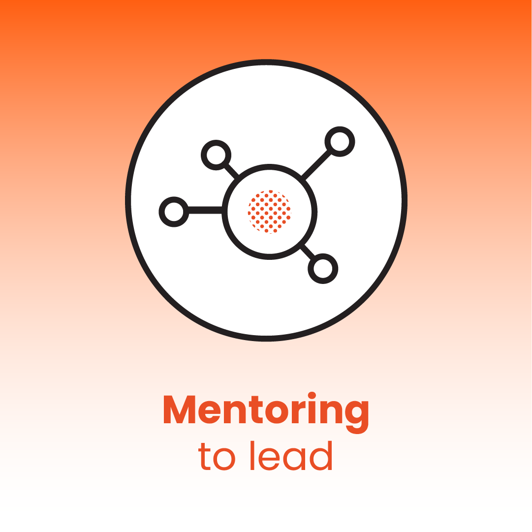 Mentoring to lead