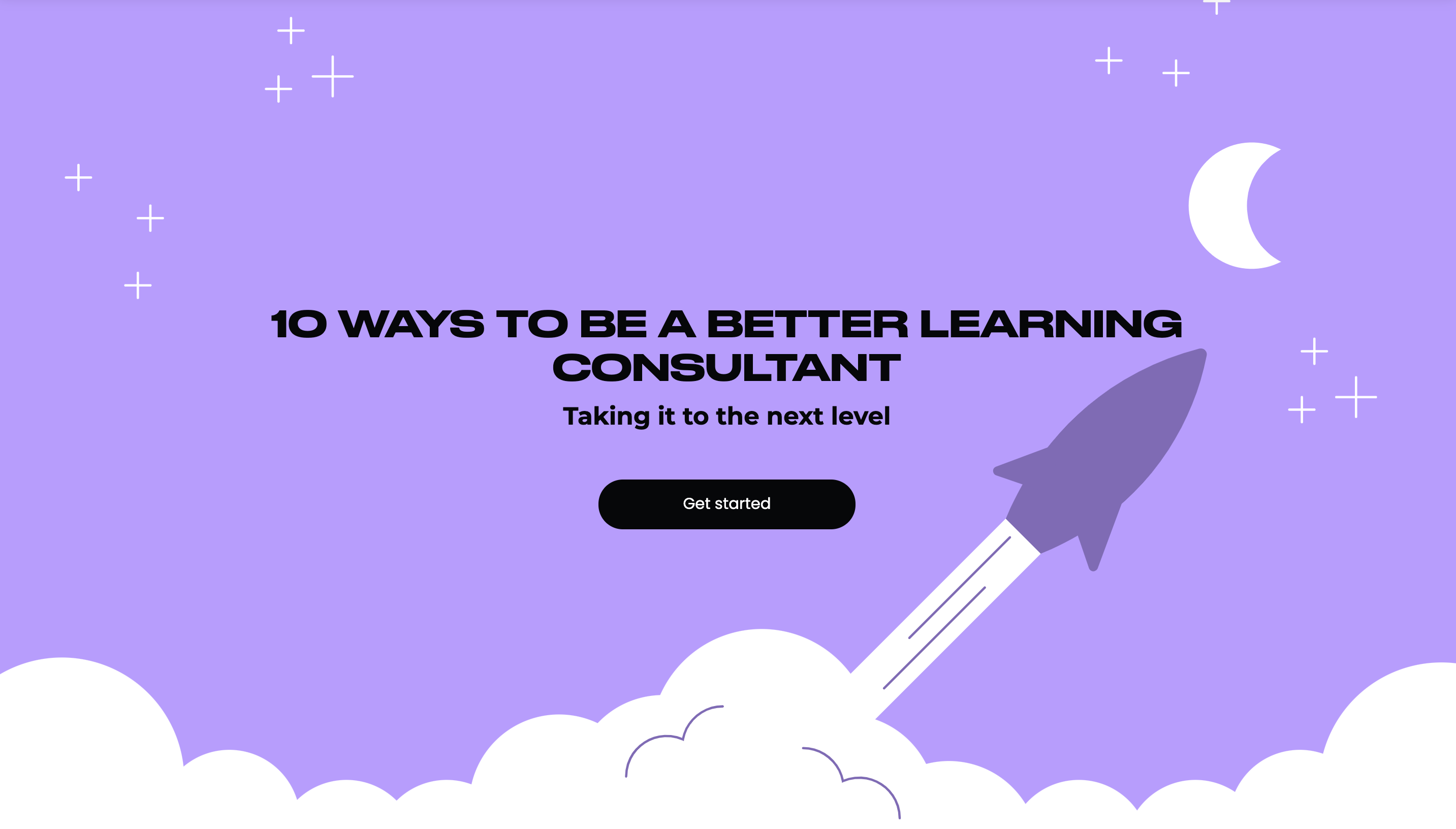 Better learning consultant